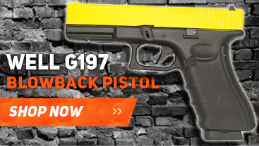 photo of the blowback pistol