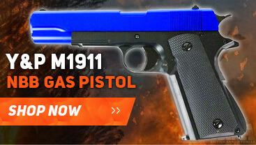 y&p gg 107 nbb gas pistol