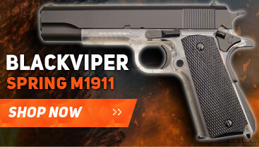 blackviper M1911 spring pistol