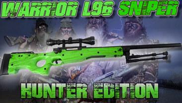 well mb01 sniper warrior edition bb gun