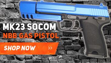 Y&P GBN-2107 MK23 SOCOM GAS PISTOL