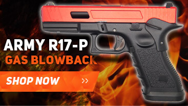 army gas bb gun r17-p