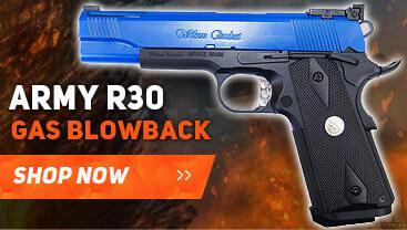 army r30 glock gas pistol