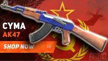 cyma zm93 spring rifle