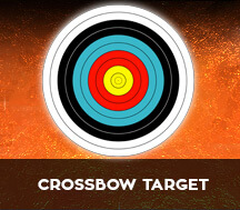 crossbow targets