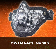 lower face mask