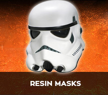 resin airsoft mask