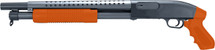 Double Eagle M58B Tactical Airsoft Pump Action Shotgun