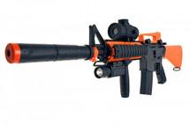 Double Eagle M83 B2 Electric Automatic BB Gun in Orange