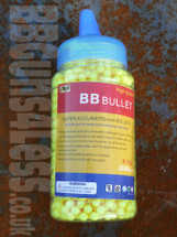 Speed loading bb pellets 2000 x 0.12g 6mm