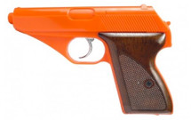 HFC HG106 Gas Powered PPK Pistol BB Gun in Orange