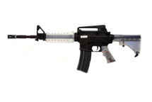 King Arms Colt M4A1 Full Metal Electric Airsoft Rifle