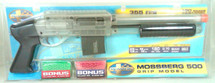Mossberg 500 BB Pump Action Shotgun in box with bonus pellets