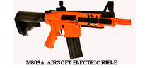 Double Eagle M805A Electric BB Gun Airsoft Rifle
