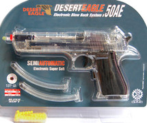 Desert Eagle .50ae Electric replica pistol BB Gun
