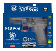 Smith & Wesson M5906 replica bb gun Spring pistol