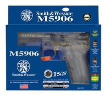 Smith & Wesson M5906 replica bb gun Spring pistol