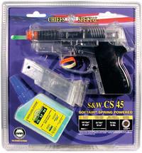 Smith & Wesson CS45 CHIEF SP BB gun