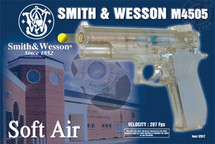 Smith & Wesson M4505 replica BB gun