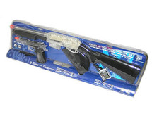 Smith & Wesson BB pump action Shotgun plus Pistol set in box