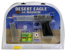 Desert Eagle .44 magnum with Target