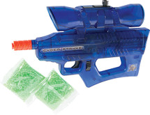 Defender of World Mini Electric BB Gun blue