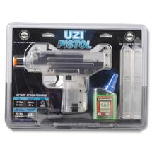 UZI Pistol Airsoft BB Gun Clear