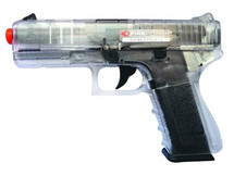 FirePower Model 5-0L, Translucent pistol  BB gun