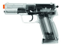 FirePower Model Raider High Power CO2, Translucent pistol  BB gun