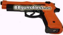 HFC HG-190 Gas powered co2  bb gun airsoft pistol