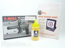 BB gun spring pistol starter kit 1
