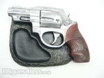 Revolver ceramic ashtray