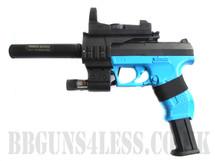 P99F Spring pistol Two-Tone BB gun