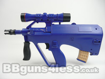 Mini Steyr AUG Compact Electronic Airsoft bb Rifle
