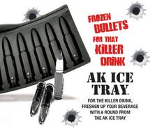 Bullet AK47 Ice Cube Tray