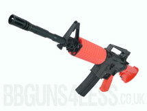 SRC SR M4A1 fully auto in Two-Tone orange