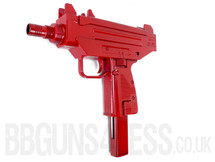 MP33B bb gun spring powered in red