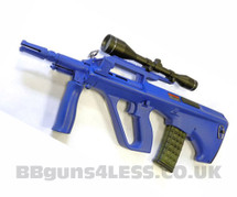 Both Elephant STEYR AUG M8 2 swat Sniper Airsoft Rifle