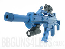 X G36A REPLICA G36 rifle bbgun
