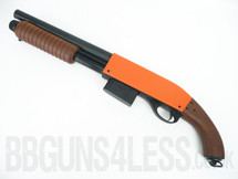 Bison C501A  BB gun pump action Shotgun