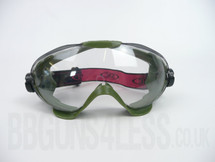Anti Fog Airsoft BBgun tactical goggles from src in green