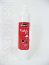 ABBEY Predator Ultra Gas 700 ml for co2 gas airsoft guns
