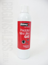 ABBEY Predator mini Ultra Gas 200 ml for co2 gas airsoft guns
