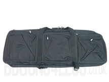 SRC 105 Twin Set Rifle bag for 86 cm Gun and 60 cm front pocket