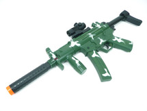 mp5 Kids Toy gun in camo finish TD-2007