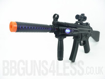 Kids Toy gun with infra red light TD-2018