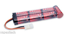 8.4v 1500 mah ni-mh battery pack