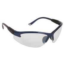 Aquarius Blue Frame HC Clear Lens airsoft glasses