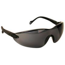 Eclipse Black Frame HC Smoke Lens UV400 bbgun safety glasses