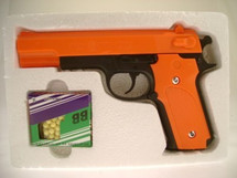 Jinma m29 p6 colt spring powered Airsoft BB gun Pistol